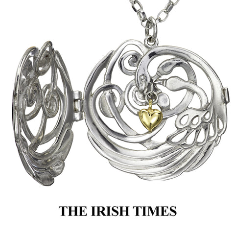 Irish Jewellery Designer Elena Brennan featured in an article by The Irish Times