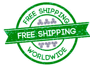 Free Shipping International & Worldwide with your purchase!