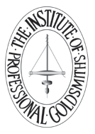 Associate Fellow Member of the IPG known as the Institute of Professional Goldsmiths.