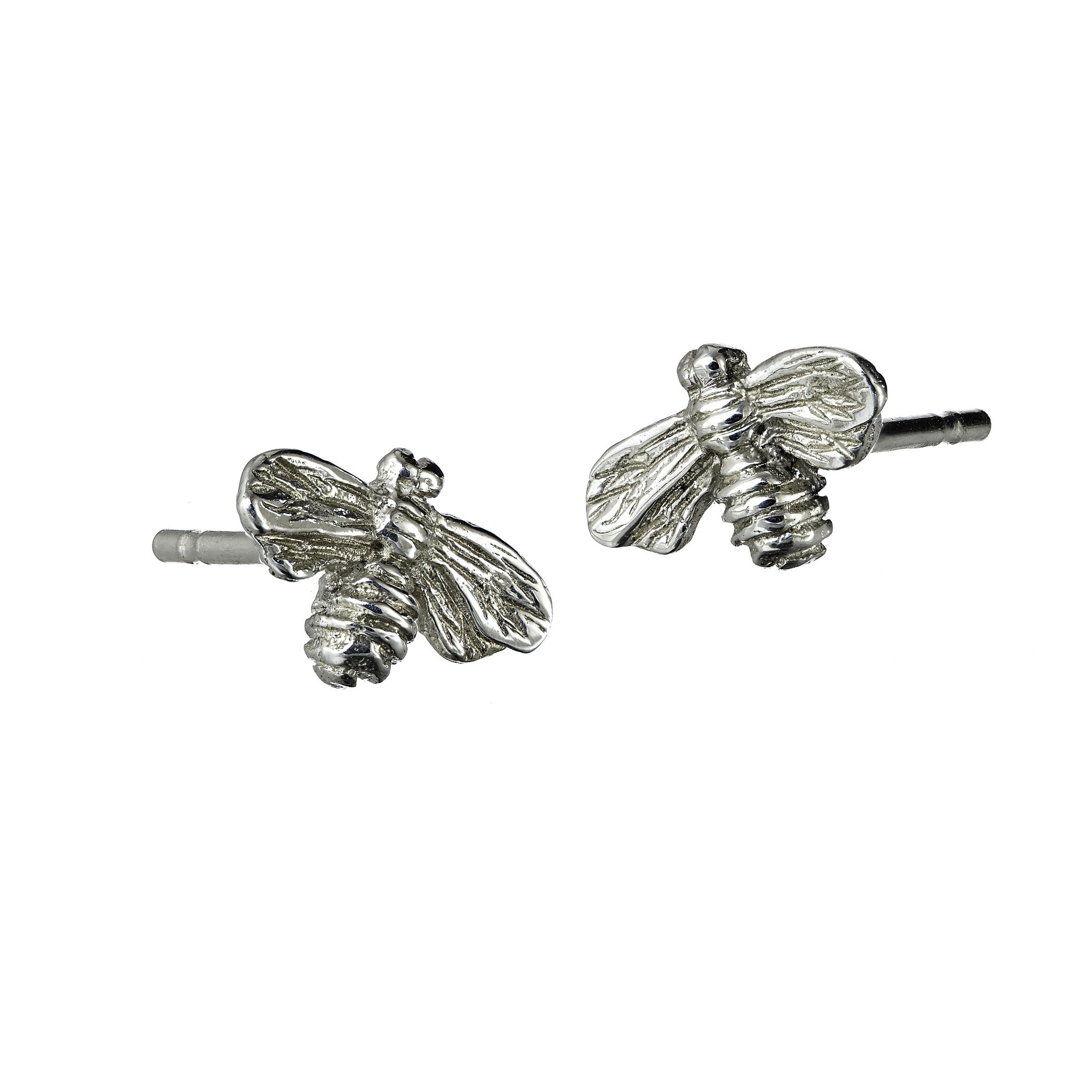 bumble wishlist ashley stud pin earrings laura bee jewellery