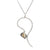 Lily Peace Pendant is handcrafted by Elena Brennan Jewellery, part of the Mise Éire Collection.