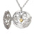 Children of Lir Sanctuary Locket Pendant