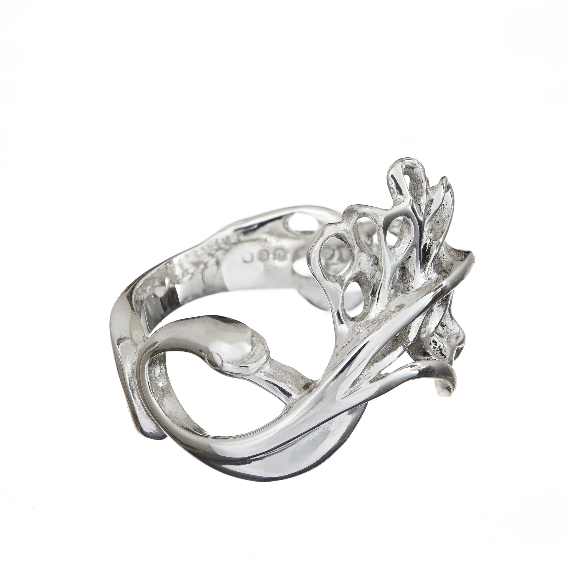 Graceful Children Of Lir Ring