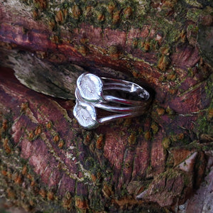 Trinity Sterling Silver Ring