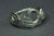 Disc Swan Ring, part of the Children of Lir Jewelry Collection, a perfect occasion gift!