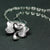 Love of Ireland Pendant (Grá na hÉireann) beautifully crafted from Sterling Silver.
