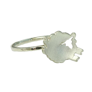 Jumping For Joy Sheep Ring is part of the Simply Sheep Collection.