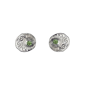 Enchanting Seascapes Stud Earrings