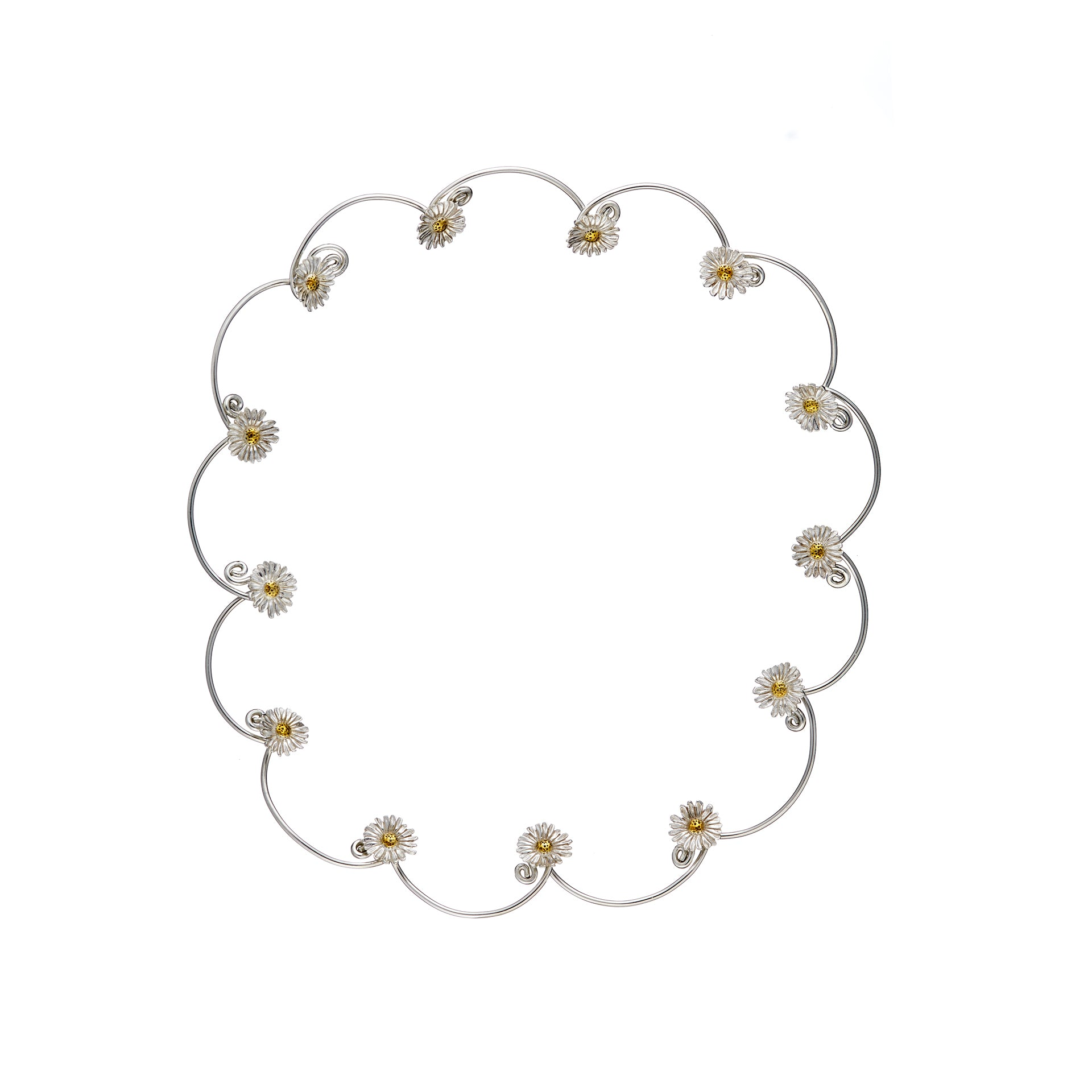 Daisy Chain Necklet