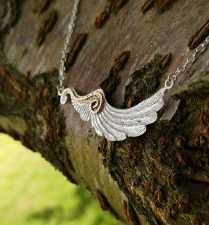 Wings of Hope Pendant
