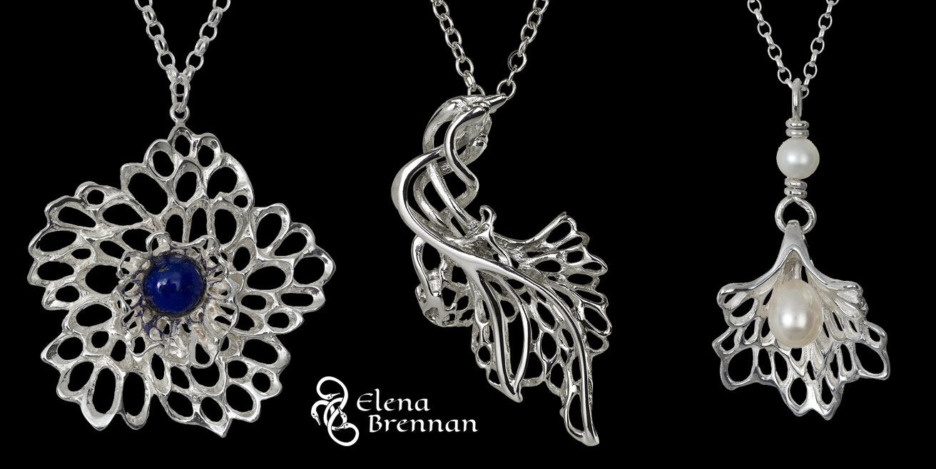 Some gift ideas from Elena Brennan Jewellery for your loved one
