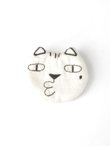 "Handmade Brooch ""Cat"""