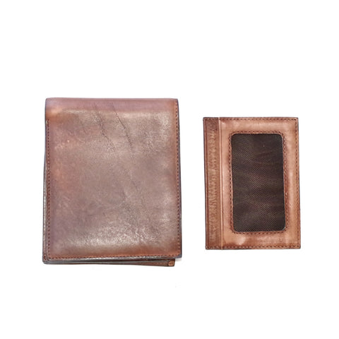 Leather Wallet Classic