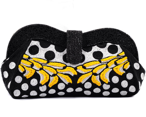 "ISLA ""BANANA"" CLUTCH"