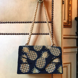"ISLA ""PINEAPPLE"" CLUTCH"