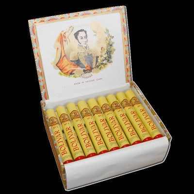 Bolivar Tubos No. 1 - box of 25
