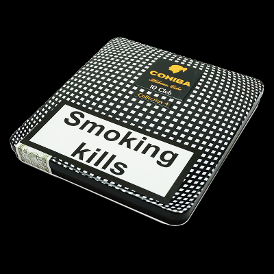 Cohiba Clubs - Collection No. 4 Limited Edition - Tin of 10