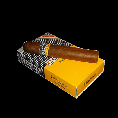 Cohiba Robustos - pack of 3