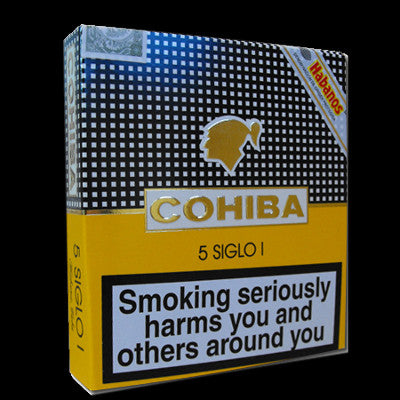 Cohiba Siglo I - pack of 5