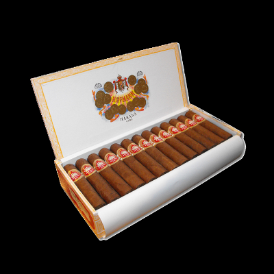 H. Upmann Half Corona box of 25