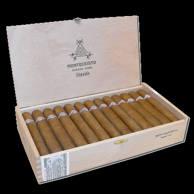 Montecristo Edmundo cigars - box of 25