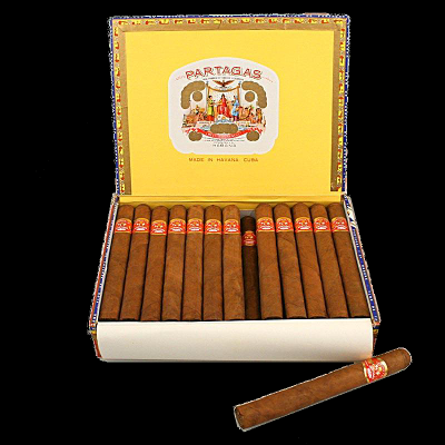 Partagas Super Partagas cigars - box of 25