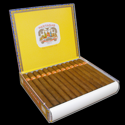Partagas Lusitanias cigars - box of 25