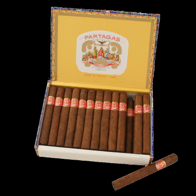 Partagas Habaneros cigars - box of 25