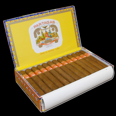 Partagas Shorts - box of 25