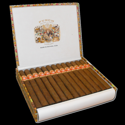 Punch Churchills cigars - box of 25