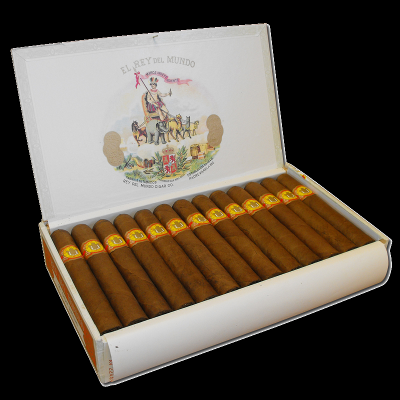 El Rey Del Mundo Choix Supreme cigars - box of 25