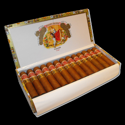 Romeo y Julieta Petit Churchills cigar - box of 25