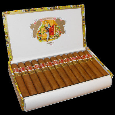 Romeo y Julieta Short Churchill - box of 25