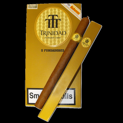 Trinidad Fundadores cigar - pack of 5