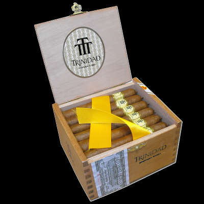 Trinidad Reyes cigar - box of 24