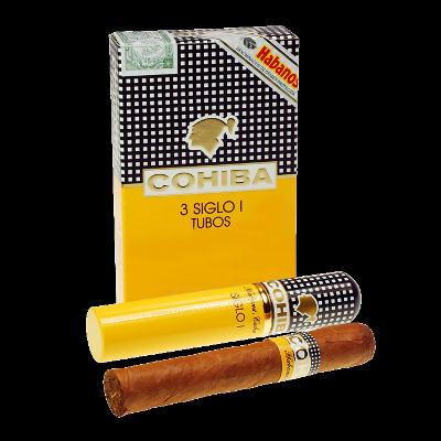 Cohiba Siglo I tubos - pack of 3