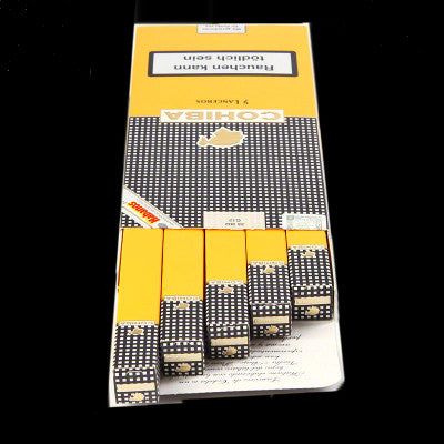 Cohiba Lanceros pack of 5