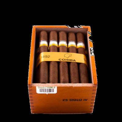 Cohiba Siglo IV - box of 25