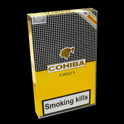 Cohiba Siglo V - pack of 5
