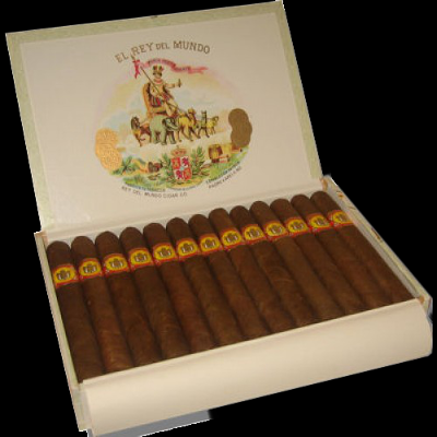 El Rey Del Mundo Coronas cigars - box of 25