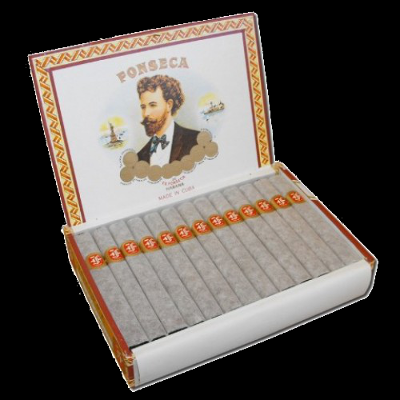 Fonseca Delicias - box of 25