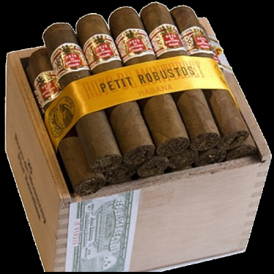 Hoyo De Monterrey Petit Robustos - box of 25