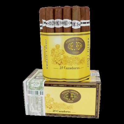 Jose L Piedra Cazadores Cigar - Bundle of 25