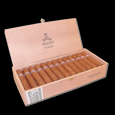 Montecristo Petit Edmundo cigars - box of 25