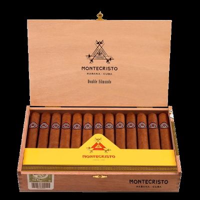 Montecristo Double Edmundo cigars - box of 25
