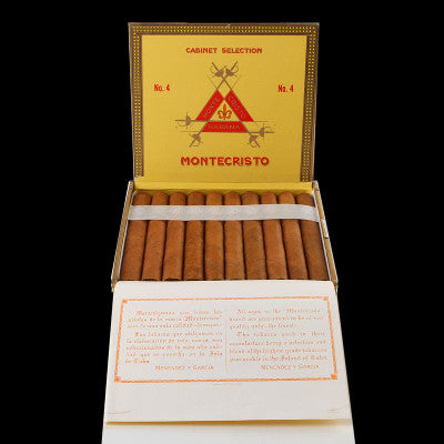 Montecristo No. 4 - box of 10