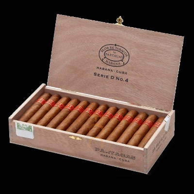 Partagas Serie D No. 4 - box of 25