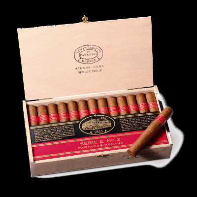 Partagas Serie E No. 2 - box of 25