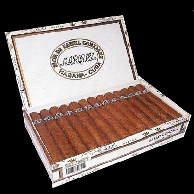 Rafael Gonzalez Lonsdales cigar - box of 25