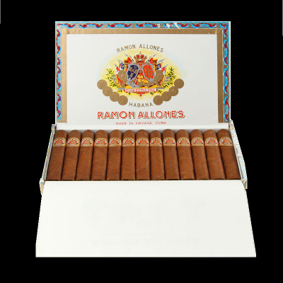 Ramon Allones Small Club Coronas cigar - box of 25